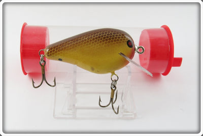 Foster Baits Brown Scale Crankbait In Tube