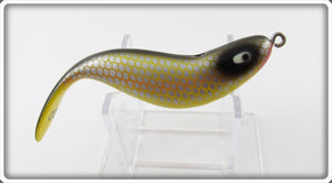 Heddon Uncatalogued Golden Shiner Cousin II Salesman Sample