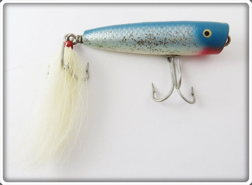 Vintage Creek Chub Blue Flash Pocket Rocket Lure 7034