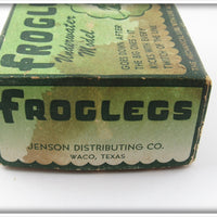 Jenson Green Froglegs Kicker In Box