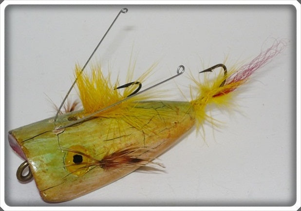Jennings Weedless Frog Lure