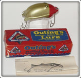 Outing Mfg Co Getum Hollow Metal Lure In Box
