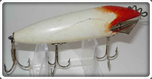 Heddon Red And White Deep Diving Wiggler