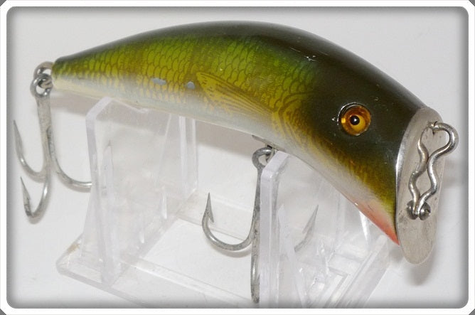 Shakespeare Natural Perch Twin Minnow Slim Sweeney