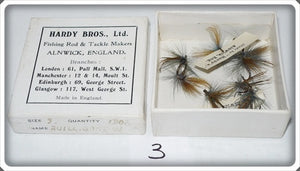 Hardy Bros England Box Of Flies