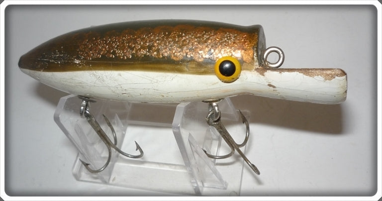 JW Reynolds Gold And White Tempter
