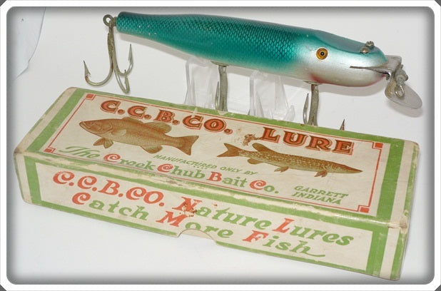 CCBC Creek Chub 2307 Mullet Husky Pikie In Correct Box