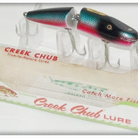 Creek Chub Dace Jointed Pikie In Correct Box 2605