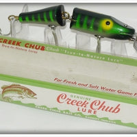 Creek Chub Bait Co Mackerel Jointed Snook Pikie In Box 5520