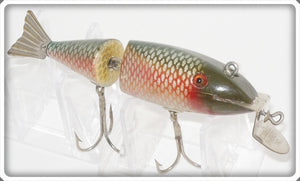 Vintage C.C.B.CO. Creek Chub Redside Wigglefish Wiggle Fish Lure 2405