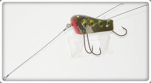 Vintage C.C.B.CO. Creek Chub Bait Co. Frog Spot Wee Dee Lure 4819