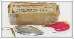 Winchester Trademark Repeating Arms Co 9782 Willow Leaf Trolling Bait