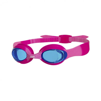 Zoggs Little Twist Junior Goggles - 0 - 6 Years - Pink - Swimming Fun