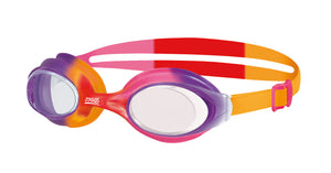 Zoggs Bondi Junior Goggle - Purple / Orange - Swimming Fun