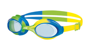 Zoggs Bondi Junior Goggle - Green / Blue - Swimming Fun