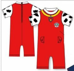 Paw Patrol Marshall UV50+ Protection Swimsuit 18 Months - 5 Years - Swimming Fun