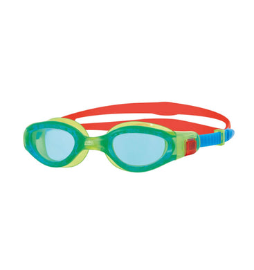 Zoggs Phantom Elite Junior - Green / Blue - Swimming Fun