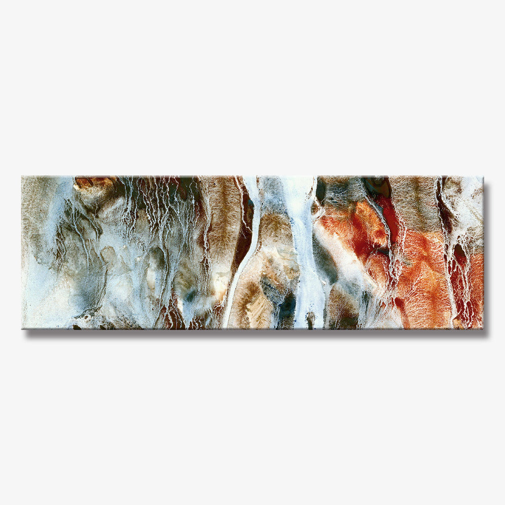CLIFF SERIES #5005, Artist-Signed, Abstract Giclee Wall Art Print, Home Decor - Shulin Sun Studio