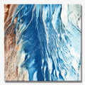 WAVE SERIES #1021, Artist-Signed, Abstract Giclee Wall Art Print, Home Decor