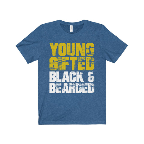 Young Gifted Black Bearded Tee