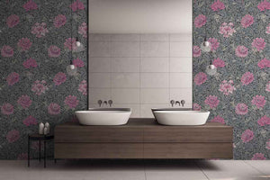 Morrissey Pink Rose Peel and Stick Wallpaper MD41280