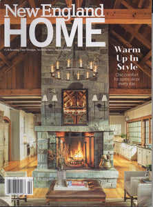 Mayflower Wallpaper in New England Magazine