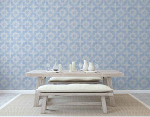 Peel and Stick Tile Wallpaper Periwinkle