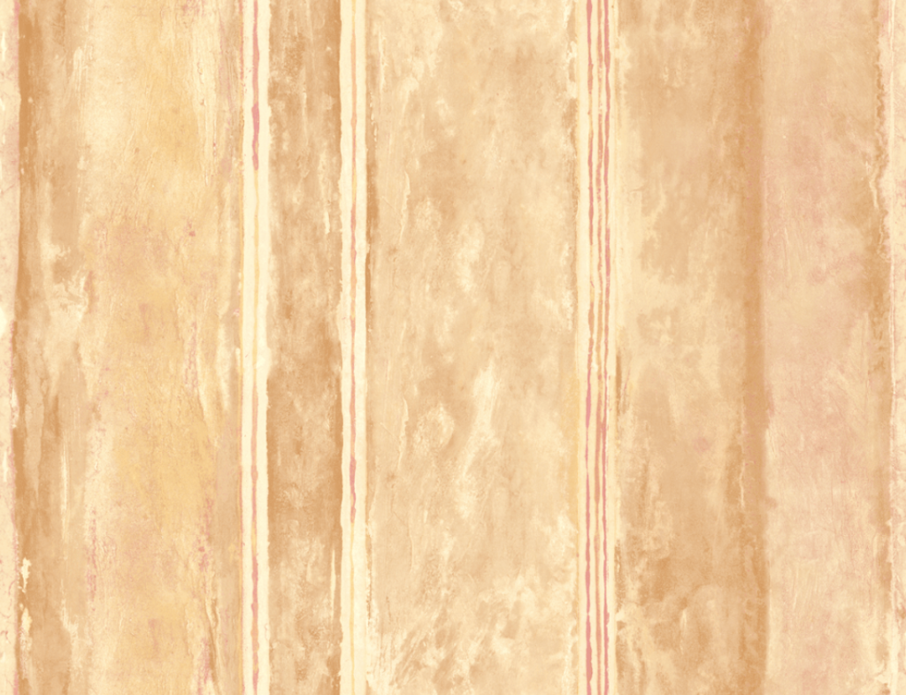 Striped Wallpaper Gold
