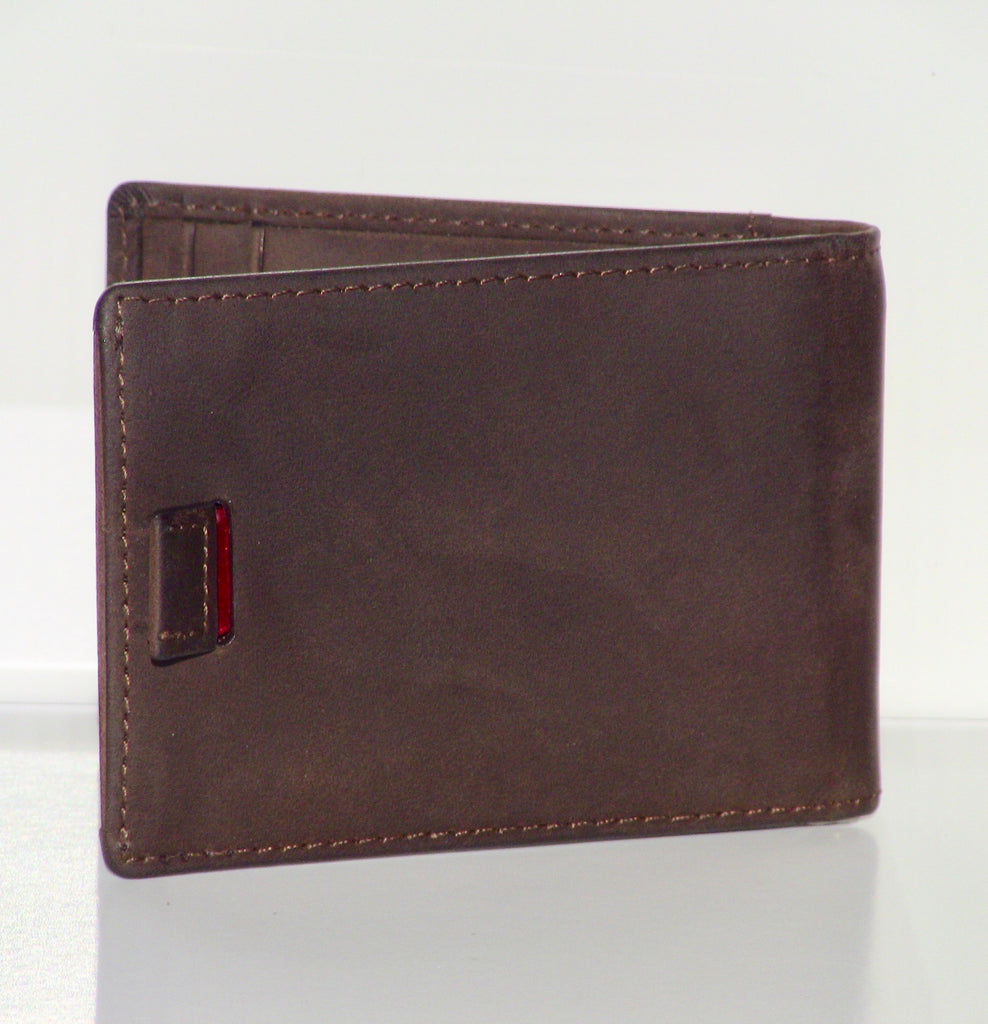 Ultra Slim - Premium Leather RFID Wallet