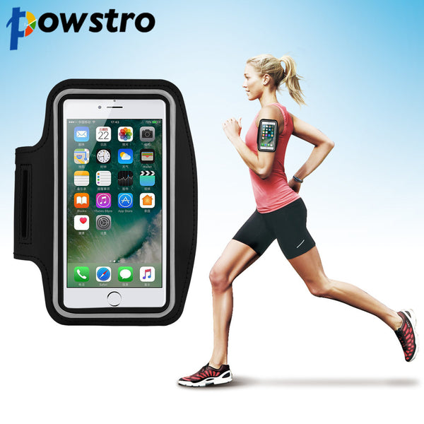 Waterproof Runners Arm Case- For iPhone 7 plus 6s plus 6 smartphones: Aha Product