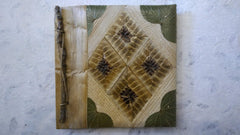 Handmade Natural Paper Journal - 105