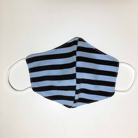 Handmade SMALL KIDS / Baby Cotton Knit Face Mask - KK117