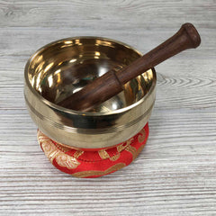 "Singing Bowl - 3 3/4"" - Classic Plain"