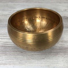 Singing Bowl - Hand Hammered - 4""