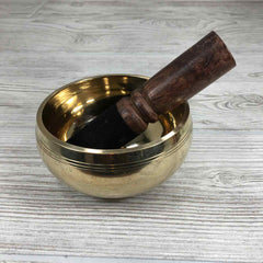 "Singing Bowl - 4"" - Classic Plain"