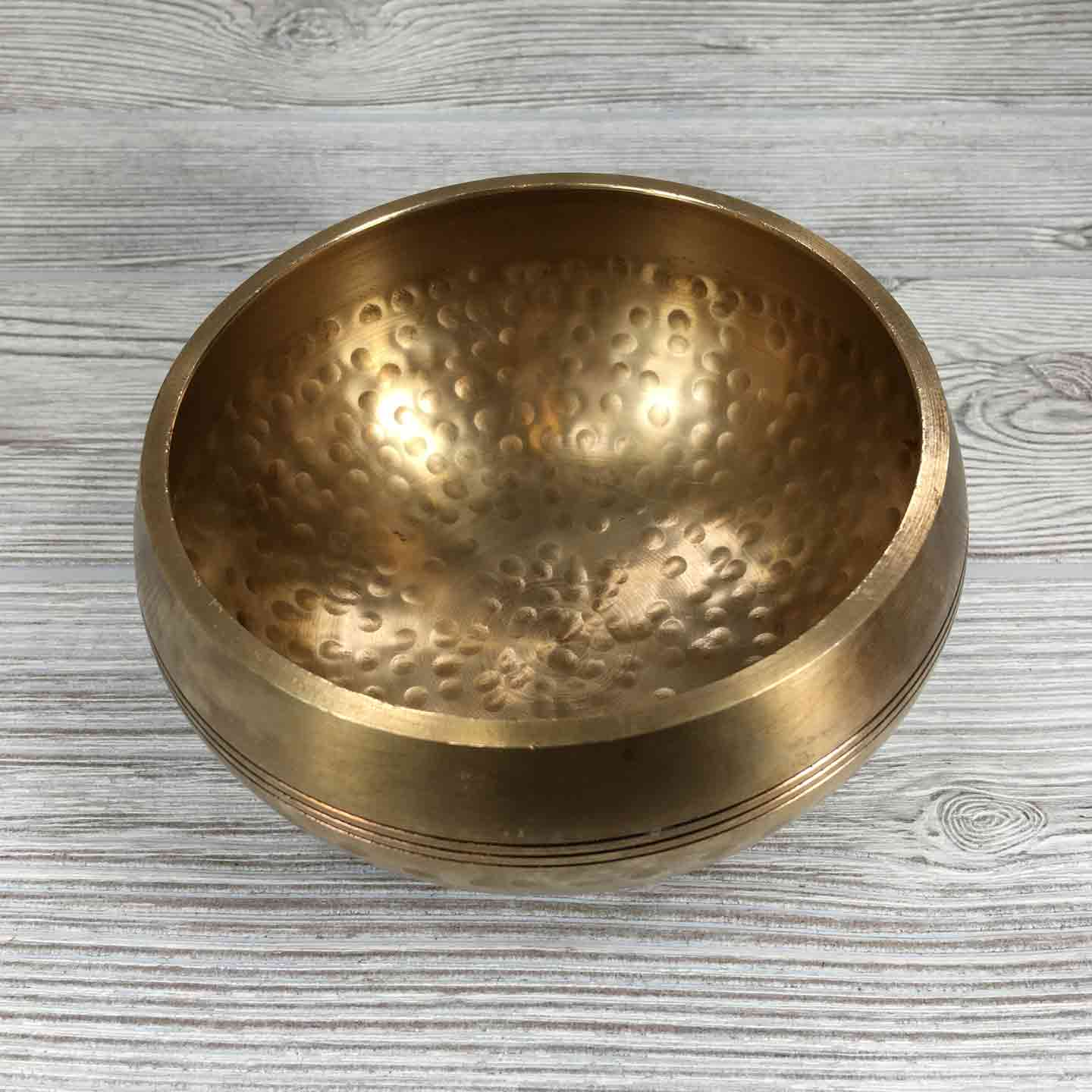 "Singing Bowl - 5"" - Hand Hammered"