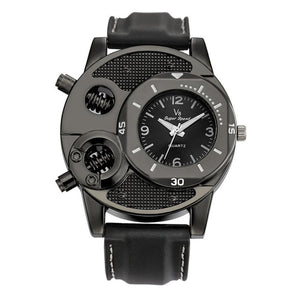 M1 Alloy Quartz Movement Sports Watch