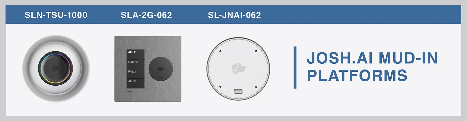 Voice Control Mud-In Platforms