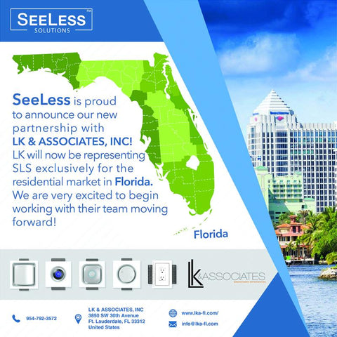 seeless solutions partners with LK & associates