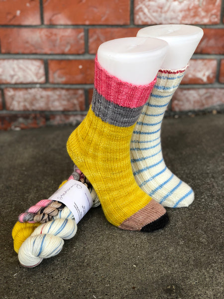 Stationery Sock Wool