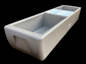 REVO Party Barge Beverage Tub | Greige Mist | FREE Shipping | Made in USA🇺🇸