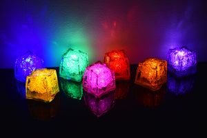 REVO JEWEL  7-pack Light Up Cubes - Best cubes in the market - 7 pack - FREE SHIPPING