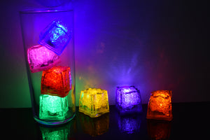 REVO JEWEL  7 Pack Light Up Cubes | Best cubes in the market | 7 pack | FREE SHIPPING