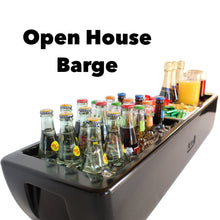 REVO Party Barge Beverage Tub  (Deep Black) - FREE SHIPPING