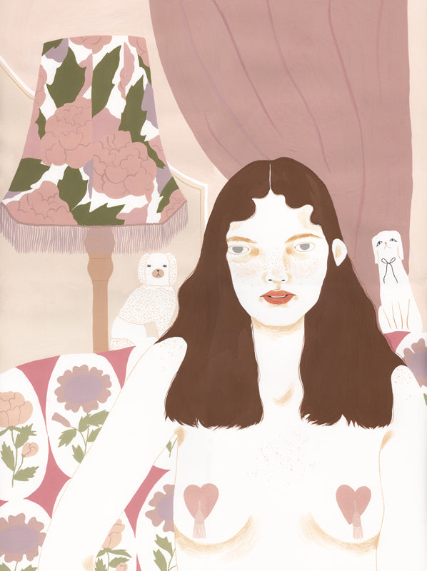 Alessandra Genualdo | Illustrator &  Painter | London, U.K.