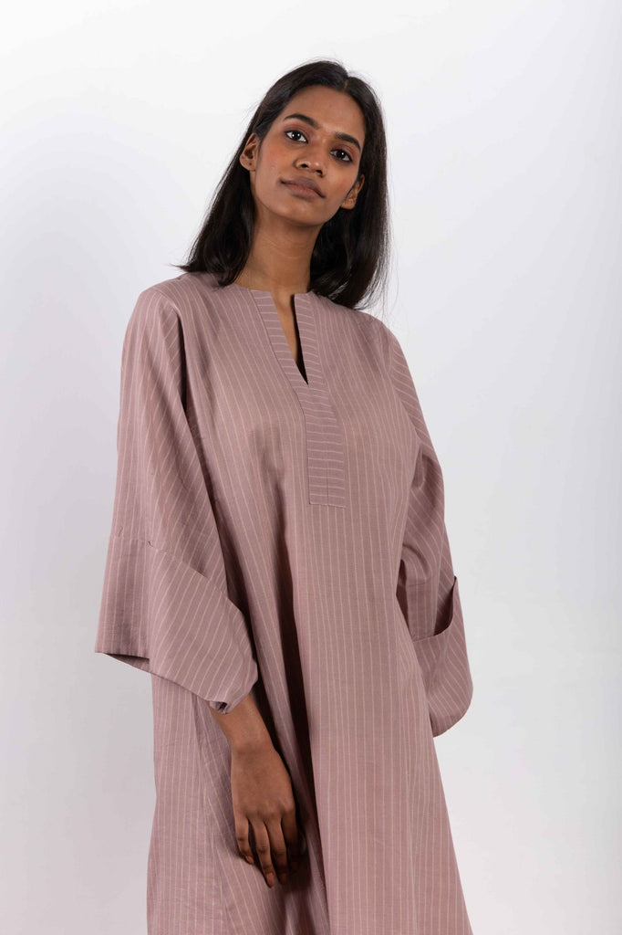 Fair trade eco friendly women's wear clothing made in India using 100% cotton.