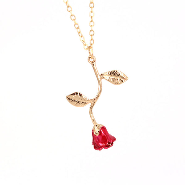Red rose pendant weekly use red rose pendant red rose pendant mozeypictures Choice Image