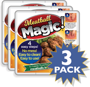 Meatball Magic 3 Pack