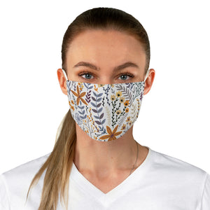Sunny Day Fabric Face Mask