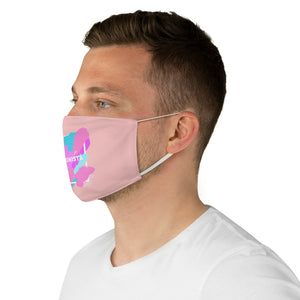 Fashionista Fabric Face Mask